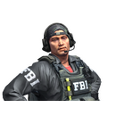 Michael Syfers    FBI Sniper