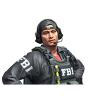 Michael Syfers  | FBI Sniper