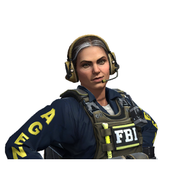Special Agent Ava | FBI SKIN
