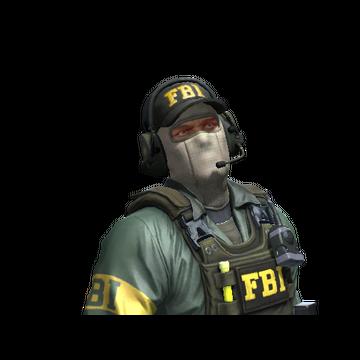 Operator | FBI SWAT