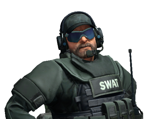 Сержант Бомбсон | SWAT