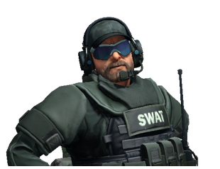 Sergeant Bombson