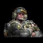 Lt. Commander Ricksaw   NSWC SEAL