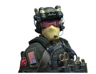 Seal Team 6 Soldier