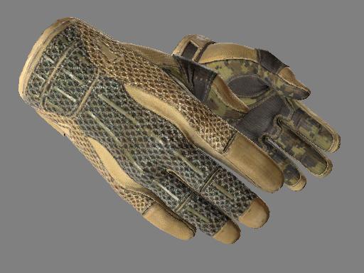 ★ Спортивные перчатки | Засуха (После полевых испытаний)