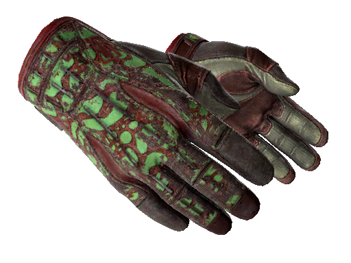 Clutch ★ Sport Gloves Bronze Morph