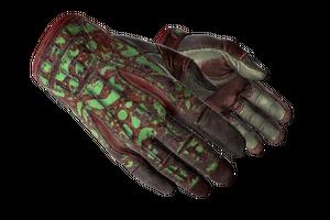 Sport Gloves Bronze Morph Battle Scarred