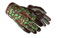 ★ Sport Gloves   Bronze Morph (Minimal Wear)
