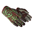 ★ Sport Gloves | Bronze Morph <br>(Field-Tested)