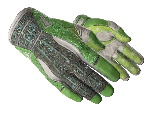 Sport Gloves | Hedge Maze Field-Tested