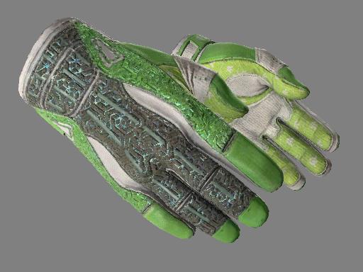 ★ Спортивные перчатки | Живая изгородь (После полевых испытаний)