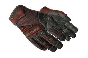 Specialist Gloves Crimson Web Field Tested