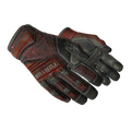 ★ Specialist Gloves | Crimson Web <br>(Well-Worn)