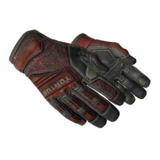★ Specialist Gloves   Crimson Web (Field-Tested)