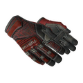 ★ Specialist Gloves | Crimson Web <br>(Minimal Wear)