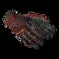★ Specialist Gloves | Crimson Web <br>(Minimal Wear)
