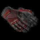 ★ Specialist Gloves | Crimson Web (Factory New)