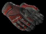 ★ Specialist Gloves   Crimson Web (Minimal Wear)