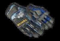 ★ Specialist Gloves | Mogul (Well-Worn)