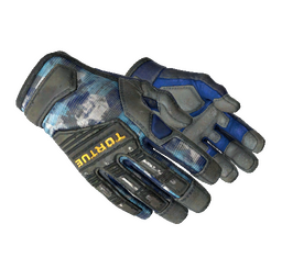 ★ Specialist Gloves | Mogul (Well-Worn)