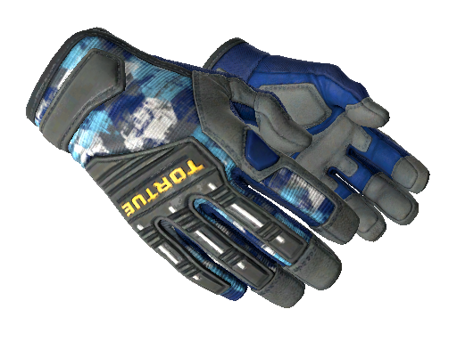 ★ Specialist Gloves | Mogul Factory New