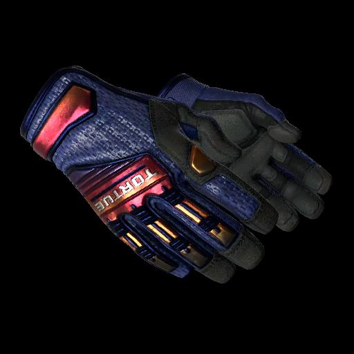 Specialist Gloves | Fade - gocase.pro