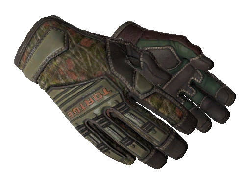 ★ Specialist Gloves | Buckshot Factory New