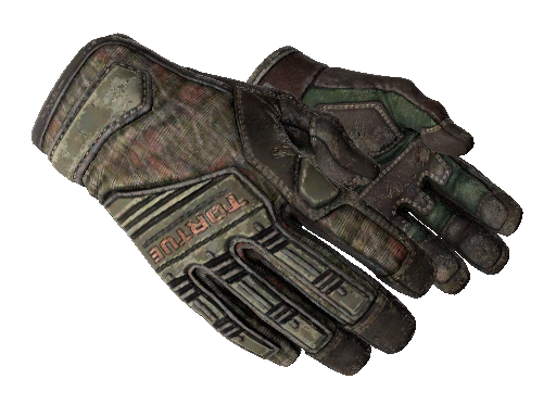 ★ Specialist Gloves | Buckshot Battle-Scarred