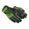 ★ Specialist Gloves | Emerald Web <br>(Well-Worn)