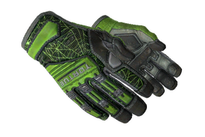Specialist Gloves Emerald Web Field Tested