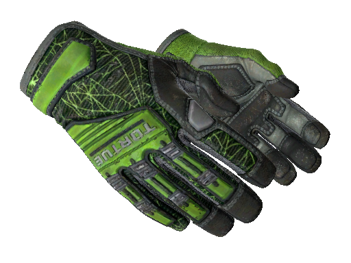 ★ Specialist Gloves | Emerald Web Field-Tested