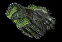 ★ Specialist Gloves | Emerald Web (Battle-Scarred)