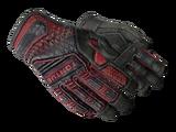 ★ Specialist Gloves | Crimson Kimono (Battle-Scarred)