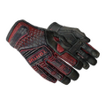 ★ Specialist Gloves | Crimson Kimono <br>(Battle-Scarred)