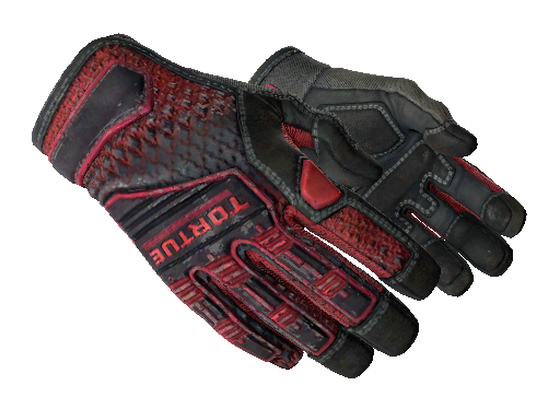 ★ Specialist Gloves | Crimson Kimono Field-Tested