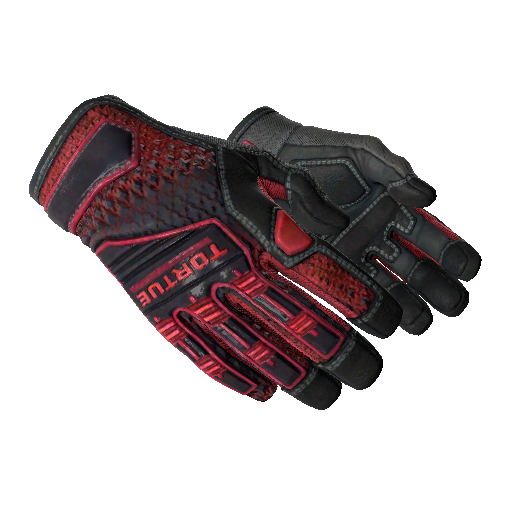 Specialist Gloves | Crimson Kimono - gocase.pro