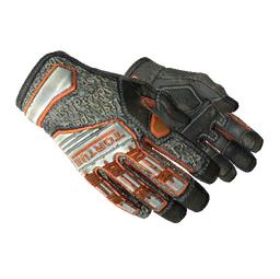 ★ Specialist Gloves | Foundation (Well-Worn)