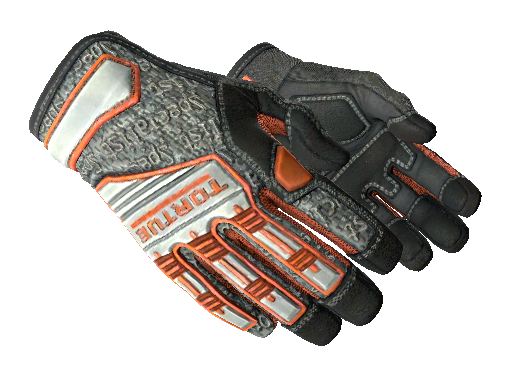 ★ Specialist Gloves | Foundation (Battle-Scarred)