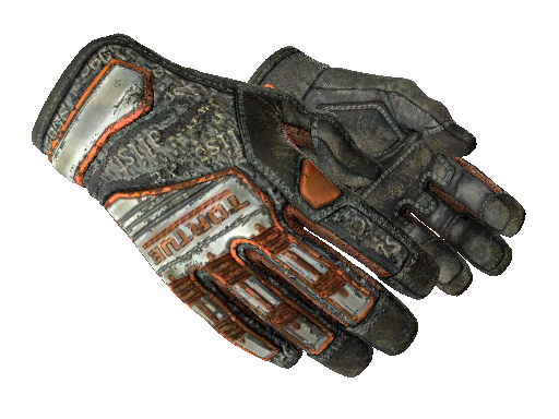 Specialist Gloves | Foundation Battle-Scarred