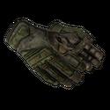 ★ Перчатки спецназа | Пиксельный камуфляж «Лес»