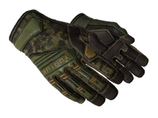 Skin Specialist Gloves | Forest DDPAT