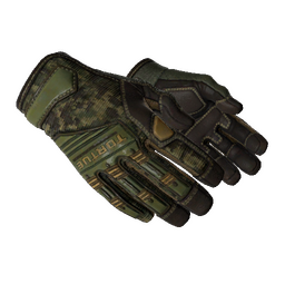★ Specialist Gloves | Forest DDPAT (Factory New)