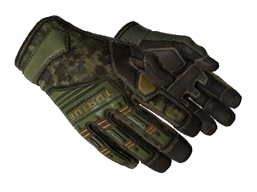 ★ Specialist Gloves | Forest DDPAT