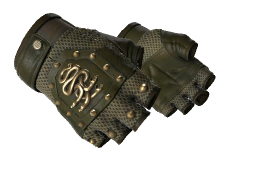 ★ Hydra Gloves | Mangrove (Battle-Scarred)