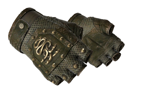 ★ Hydra Gloves | Mangrove (Well-Worn)
