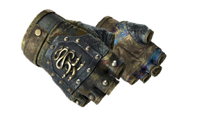 Hydra Gloves Case Hardened Battle Scarred