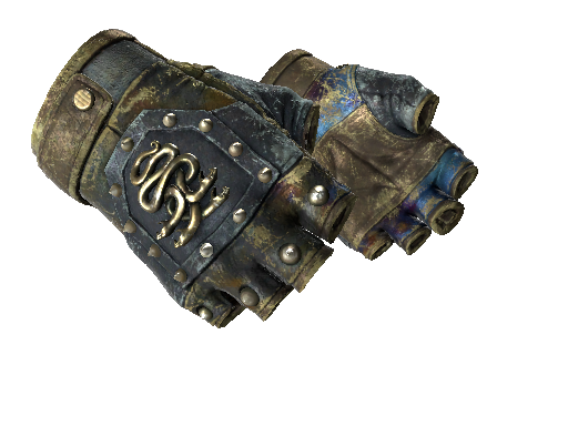 Clutch ★ Hydra Gloves Case Hardened