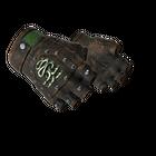 ★ Hydra Gloves | Emerald (Battle-Scarred)