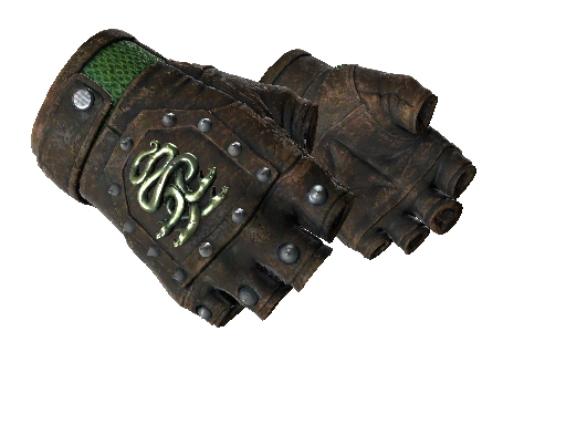 Clutch ★ Hydra Gloves Emerald