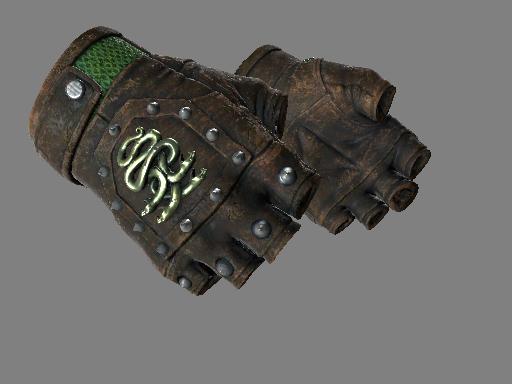 ★ Hydra Gloves | Emerald